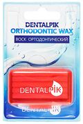 Воск для брекетов Dentalpik Orthodontic Wax Strawberry (клубничный)