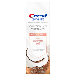Зубная паста CREST 3D WHITE whitening therapy coconut oil