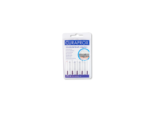 Ершики для брекетов (5 шт.) Curaprox Regular CPS 18