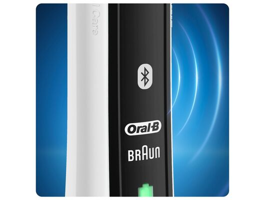 Зубная щетка ORAL-B Smart 4 4000N Black edition D601.525.3